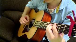 【伴奏屋TAB譜】あおぞら 椎名林檎 ギター カバー タブ譜あり