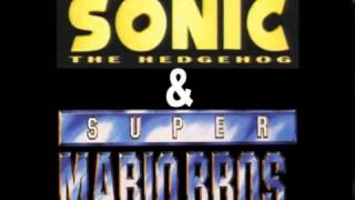 Sonic and Mario fan Trailer