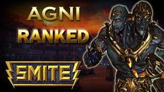 SMITE! Ranked con Agni! #2
