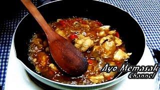 Resep dan Cara Memasak Tongseng Ayam
