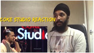 Atif Aslam | Tajdar-e-Haram | Coke Studio Season 8 |  Episode 1 | Reaction