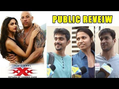 Xxx Mp4 XXX Return Of Xander Cage Movie PUBLIC REVIEW Vin Diesel Deepika Padukone 3gp Sex