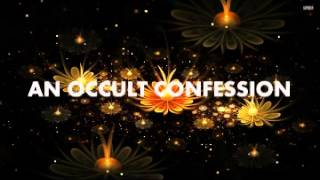 An Occult Confession { English}