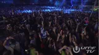 Afrojack UMF 2013 Weekend 2: Ultra Worldwide Brasil Stage 3.22.13