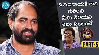 Director Krish Exclusive Interview Part #5 || Frankly With TNR | Talking Movies With iDream
