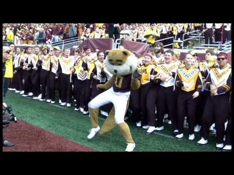 Goldy Gopher 2016-2017 Nationals Entry Video