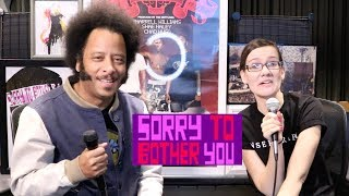 Boots Riley on shooting