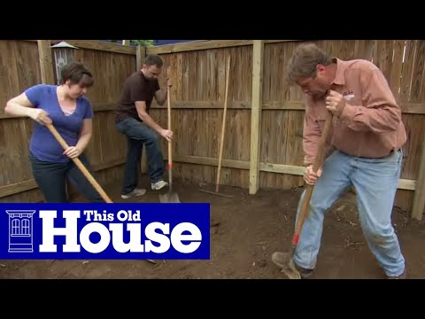 How to Landscape a Small Urban Yard This Old House