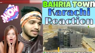 Bahria Town Project Karachi 2017 Documentary | Indian Reaction.