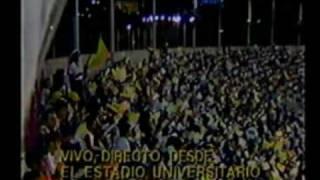 Visita Papal 1985 UCV (Parte 5 de 14)