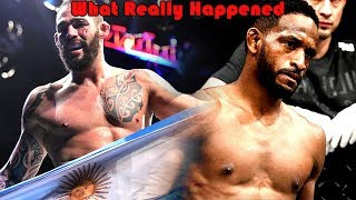 What Really Happened at UFC Argentina (Santiago Ponzinibbio vs Neil Magny)