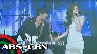 Ex-couple Kean Cipriano, Alex Gonzaga sing 'One of Us'