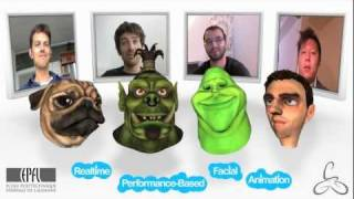 Spyke: Kinect-Based 3D Video Chat using Virtual Avatars