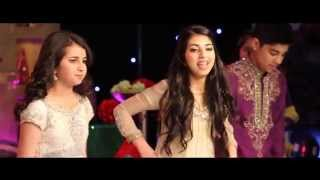 Shuaib's Mendhi: Asian Wedding Cinematography. (Family Performances/Dances)