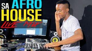 AFRO HOUSE | TRIBAL DRUMS | LIVE MIX | 02 NOVEMBER 2018 | ROMEO MAKOTA