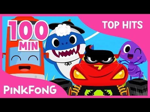 Xxx Mp4 The Best Songs Of March 2017 Color Bus And More Compilation Pinkfong Songs For Children 3gp Sex
