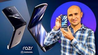 Motorola Razr: Un teléfono plegable como ningún otro
