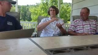 Sitdown with Richard & Tina