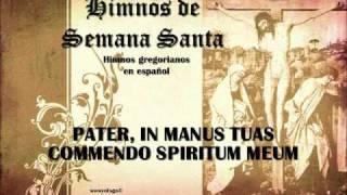 Pater, in manus tuas commendo Spiritum meum