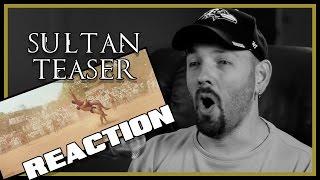 SULTAN Official TEASER Reaction |  Salman Khan, Anushka Sharma