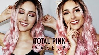 TOTAL LOOK ROSE ! - By Indy