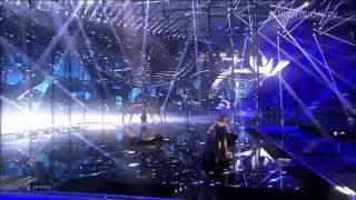Mariya Yaremchuk - Tick - Tock (Ukraine) LIVE 2014 Eurovision Song Contest First Semi-Final