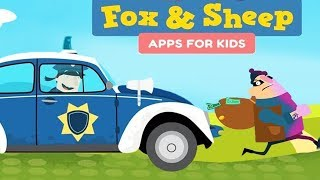 Little Police Station - Fun Play New Action Game App for kids