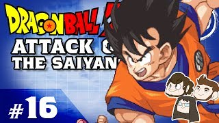 Dragon Ball Z Attack of the Saiyans Part 16 | TFS Plays