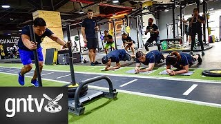 Staying Fit: A brave new world with GymNation
