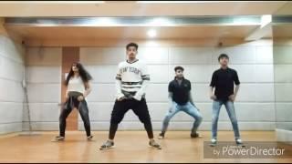 HR'S DANCE SCHOOL / BEAT PE BOOTY SONG / FREESTYLE HIPHOP DANCING/ FLYING JATT