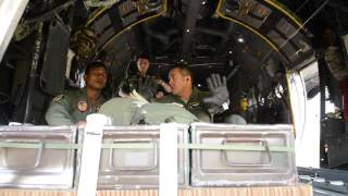 Bangladesh Air Force-US Air force joint military exercise COPE SOUTH 2015