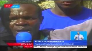 Janga la mihadarati limewaangamiza vijana wengi katika pwani ya Kenya