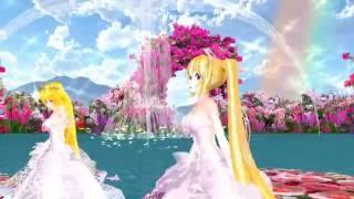 My Assembly Sound・133P・Tda Luka・Miku (Voice : Luka・Miku V4X・Gumi V4) 愛の軌跡 [香花] Rose Garden