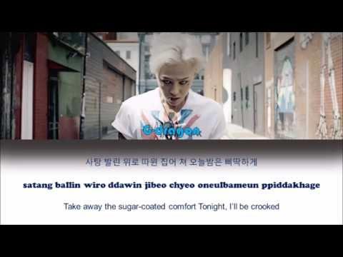 G-dragon Crooked Lyrics [Han/Rom/Eng]