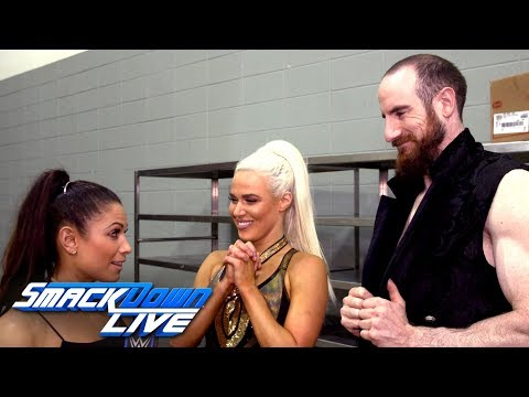 Xxx Mp4 Will Lana And Rusev Be The First Mr And Mrs Money In The Bank SmackDown Exclusive May 22 2018 3gp Sex