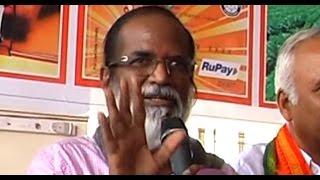 Cinema people are also human beings : Gangai Amaran Speech    BJP Office Opening Function