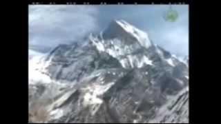 الاعجاز العلمي في قوله تعالى (و ترى الجبال تحسبها جامدة و هي تمر مر السحاب )