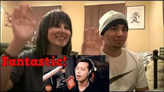 MOM & SON REACTION TO! Jason Dy sings Be My Lady