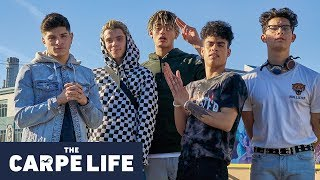 DOWNTOWN DANCE BATTLE | The Carpe Life ft PRETTYMUCH