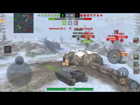 Воин в Wot Blitz