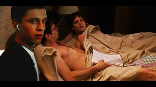 Civil War Spider-Man Scene - Peter Parker Meets Gay Tony Stark Sleeping with Tobey Maguire