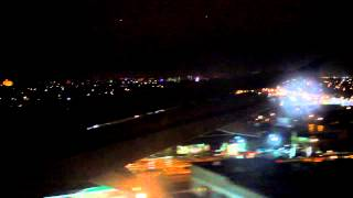 Delta Airlines Flight 1514 Night arrival @ New York- LaGuardia