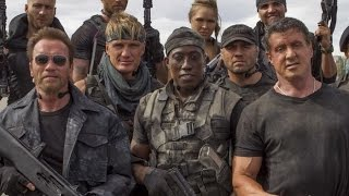 Current Movie Reviews: The Expendables 3