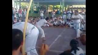 Roda de formatura no evento do mestre Jotinha em Bebedouro SP