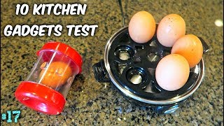 10 Kitchen Gadgets put to the Test - part 17