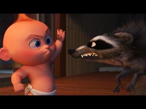 Xxx Mp4 Incredibles 2 Fight Scene In Full Jack Jack Vs Raccoon Exclusive 3gp Sex