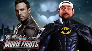 Pitch a Solo Batman Movie (with Kevin Smith!) - MOVIE FIGHTS!!