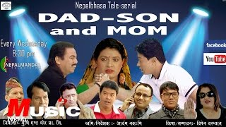 New Newari Comedy Show || Dad Son & Mom || Episode 64