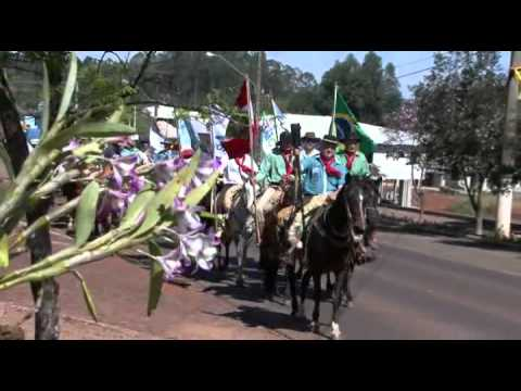 Cavalgada Clube do Cavalo Alma Campeira