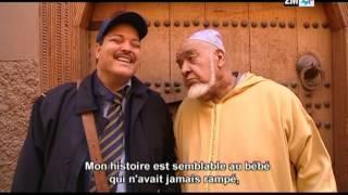 مقطع مضحك من الفيلم التلفزي ولد مو من بطولة عبد الله فركوس